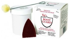 KG's Brush-On Boot Guard, 4.5 oz. - Brown