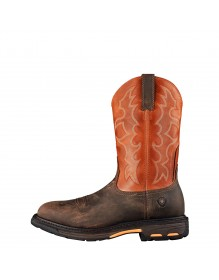 Ariat - WORKHOG SQUARE-TOE TALL STEEL TOE