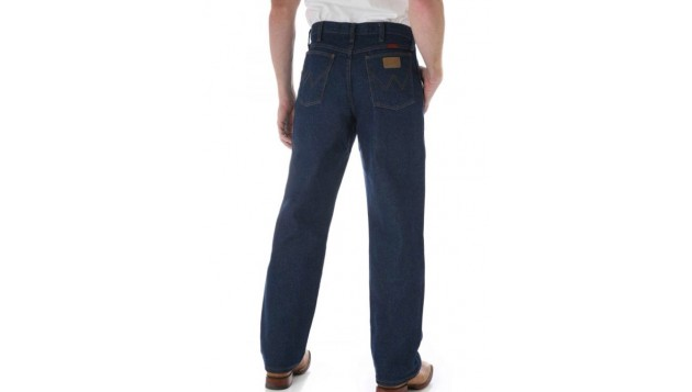 Wrangler® - FR Relaxed Fit Jean Fits Over Boots