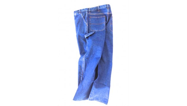WALLS FLAME RESISTANT Carpenter Jean - Washed Blue LIMITED QUANTITY