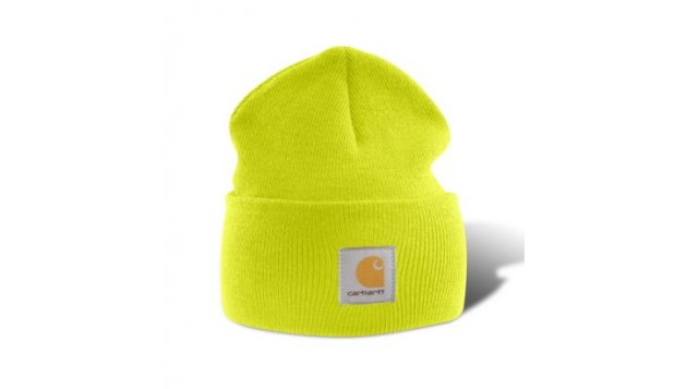 Carhartt Acrylic Watch Hat, Rib Knit