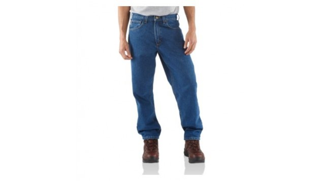 Carhartt - MEN'S RELAXED-FIT TAPERED-LEG JEAN