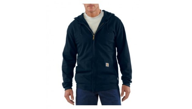 Carhartt - FLAME-RESISTANT HEAVYWEIGHT ZIP-FRONT HOODED SWEATSHIRT