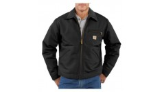 Carhartt Men's Duck Detroit Jacket, Blanket-Lined J001