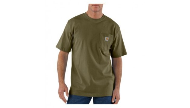 Carhartt - MEN'S WORKWEAR POCKET T-SHIRT
