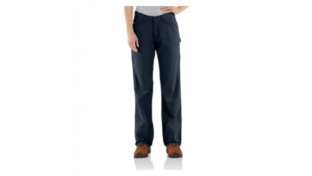 Carhartt - FLAME-RESISTANT RELAXED-FIT MIDWEIGHT CANVAS JEAN