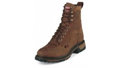 Tony Lama Men's Cheyenne TLX Western Waterproof Steel Toe Work Boots