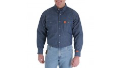 Wrangler® - FLAME RESISTANT RIGGS WORKWEAR®  Work Shirt  HRC-2