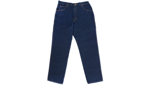KEY FR 5-Pocket Denim Jean, Relaxed Fit