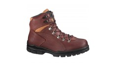 "Wolverine® - DuraShocks® Electrical Hazard Steel-Toe Waterproof 6"" Hiker"
