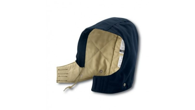 Carhartt - FLAME-RESISTANT MIDWEIGHT CANVAS HOOD