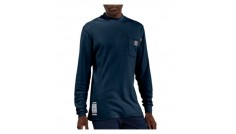 Carhartt Flame-Resistant Force Cotton Long-Sleeve T-Shirt