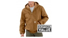Carhartt - Thermal-Lined Duck Active Jacket