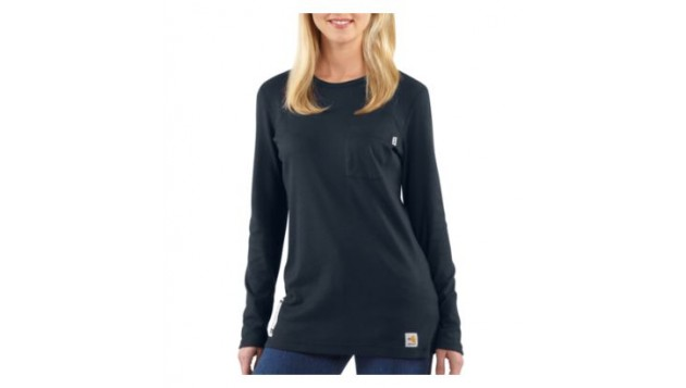 Carhartt - FLAME-RESISTANT LONG-SLEEVE T-SHIRT